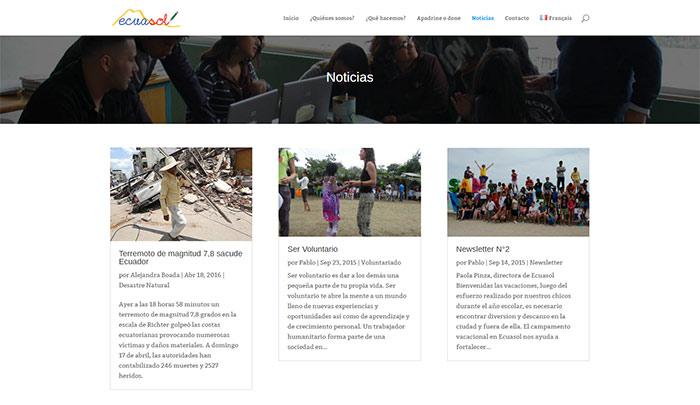 Unik Klic - Portafolio - Ecuasol - Blog de Noticias