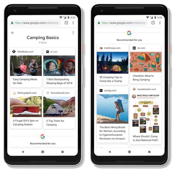 El futuro de Google - Resultados de Búsqueda